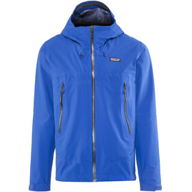 Patagonia Cloud Ridge Jas Heren blauw